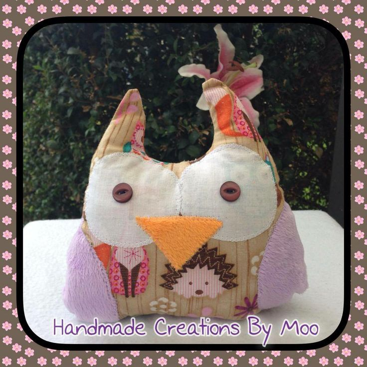 Cute Owl Softie  Enchanted Forest Market Night opens at 9pm, on Tuesday 6th May, 2014