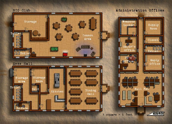 702 504 rpg maps for Floor 2 dungeon map