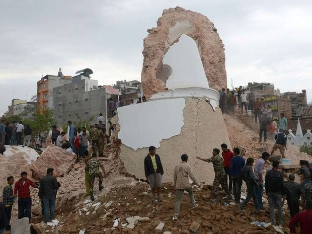 Nepal earthquake: More than 1,100 killed across four countries and in Mount Everest avalanche.
