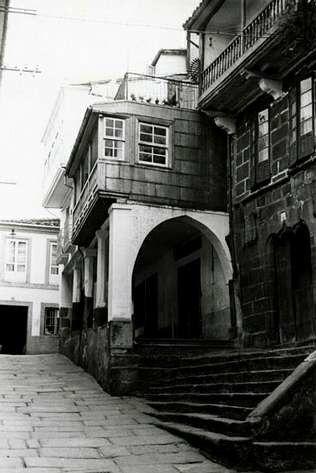 Casco antiguo BETANZOS (La Coruña)