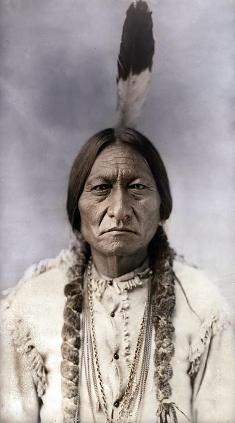 1885 Sitting Bull