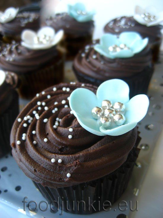 Τα πιο τέλεια νηστίσιμα cupcakes σοκολάτας που φάγατε ποτέ!