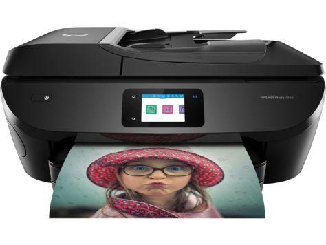 hp envy 7640 printer driver unavailable