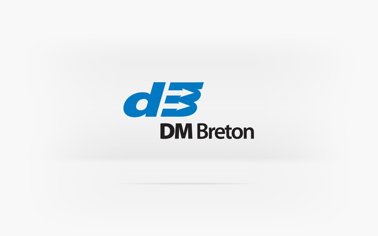 DM Breton | Identité corporative | Team Marketing • Web • Design
