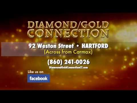 Talking Dog selling and buying diamonds in Hartford,CT