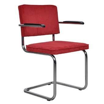 De Zuiver Ridge Rib Stoel leuning is een prachtige designstoel met een tijdloos ontwerp. De stoel veert licht mee, wat erg comfortabel is. De bakeliet leuningen zorgen voor extra zitcomfort. Deze Zuiver stoelen zijn geweldig voor in elk interieur.