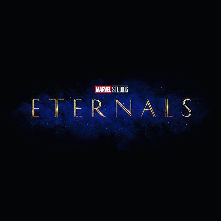 Eternals 2020 Logo Marvel Dibujos Marvel Fondo De Pantalla Samsung