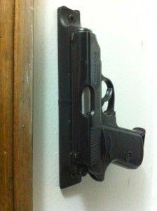DIY Magnetic Gun Holster