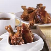 Resep BBQ Chicken Wing