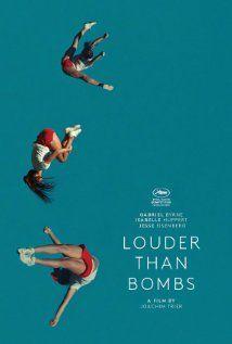 Plus fort que les bombes (2015) Joachim Trier, with Jesse Eisenberg, Rachel Brosnahan, Gabriel Byrne