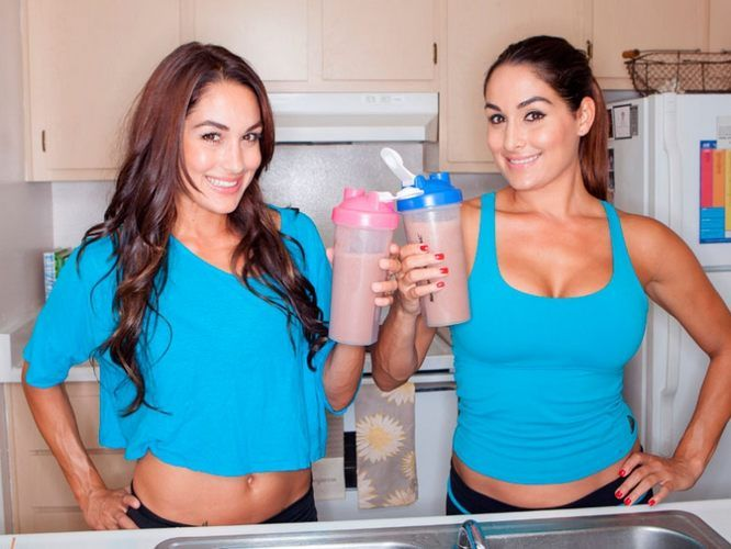 Bella Twins Workout Routine, Fitness, Health & Careers
