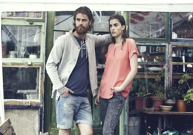 Welcome · Minimum Danish young fashion clothing brand