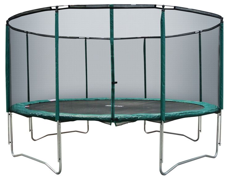 Exterior Contemporary 14 Ft Trampoline Base From FT In Kids Station