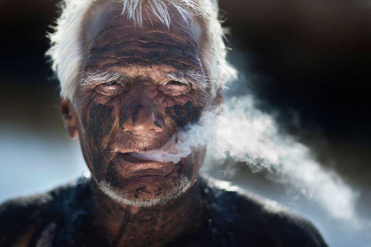 Wer sagt, rauchen verkürzt das Leben?