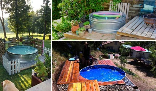 It can be said that having a private pool in the backyard during the summer heat is everybody's dream. If you are lucky enough to have your own swimming pool, you can jump into it to beat the heat; but if not, you can also be cooling off in a simple pool such as here's […]