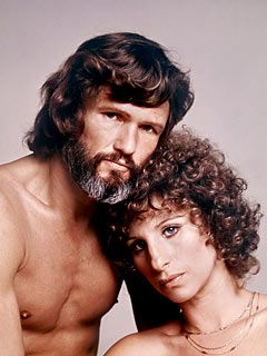"""Barbra Streisand and Kris Kristofferson in """"A Star Is Born"""" (1976). COUNTRY: United States. DIRECTOR: Frank Pierson."""