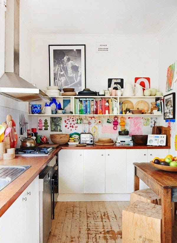 1000 id es sur le th me cuisine boh me sur pinterest for Quirky modern kitchen