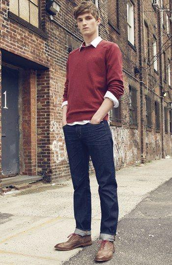 109 best Smart Casual wear for Men images on Pinterest | Menswear ...
