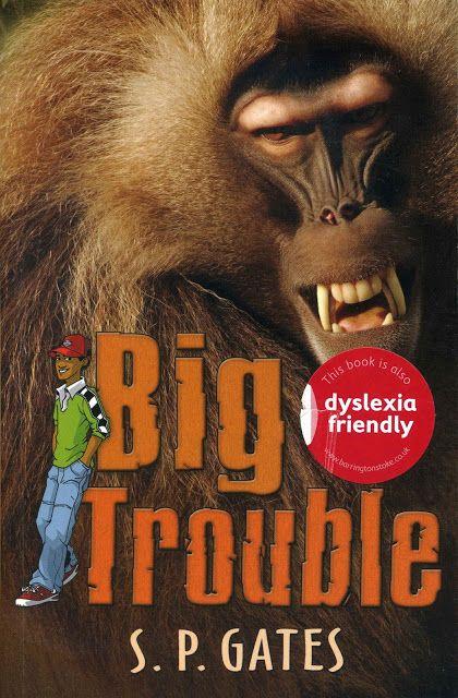 "2012 ""Big Trouble"" published by Barrington Stoke (teenage ""reluctant reader"")"