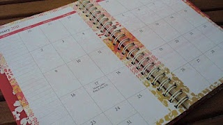 There Is Something Delightful About A Brand New Blank Calendar