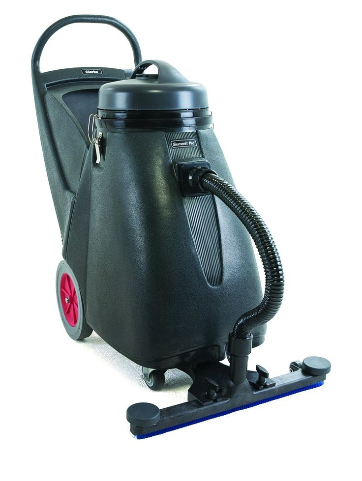 Clarke Summit Pro 18sq Commercial Wet Dry Tank Vacuum 18