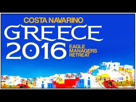 Destination for Eagle Managers Retreat 2016 Greece • Costa Navarino