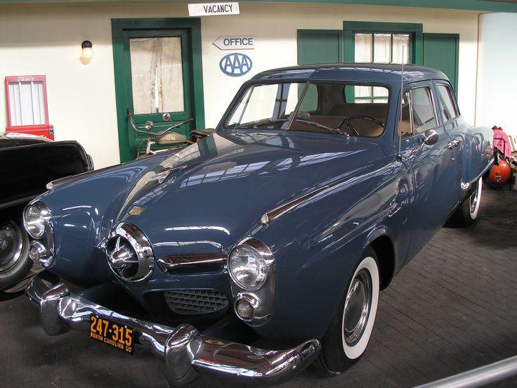 Studebaker: America Cars, Classic Cars, Vintage Cars, Cars Classic, Classic Rides, Studebaker Cars, North Carolina