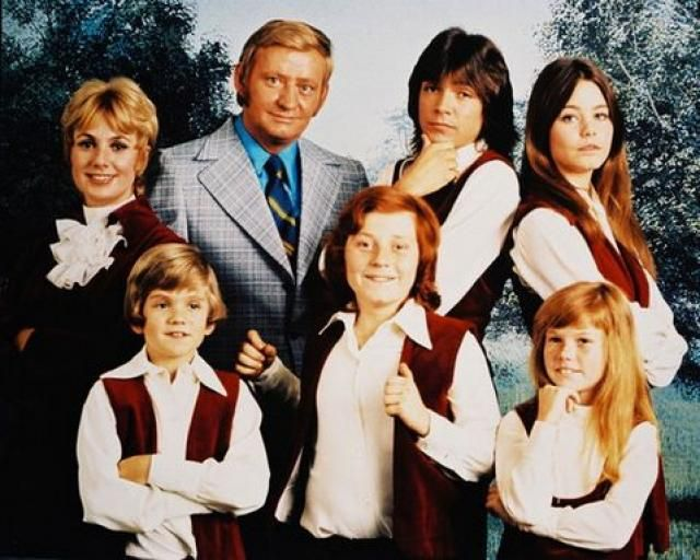 The Partridge Family - Believe it or not, my crush was not on Cassidy (I did like him though) I thought Danny Bonaduce was so cool! He was funny, smart and cheeky!