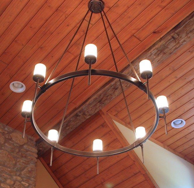 Craftsman Chandelier Lighting Chandeliers Design