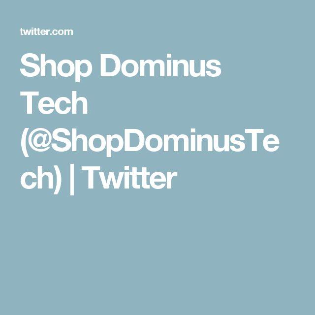 Shop Dominus Tech (@ShopDominusTech) | Twitter