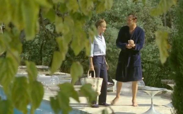 fashion film la piscine romy schneider style