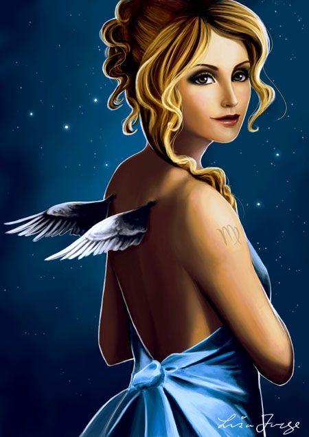The Zodiac: Virgo by ~fyreling on deviantART