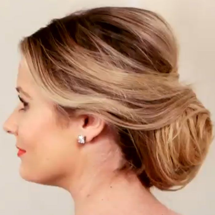 Finish your holiday look with one of these quick and easy hair tutorials from the web.