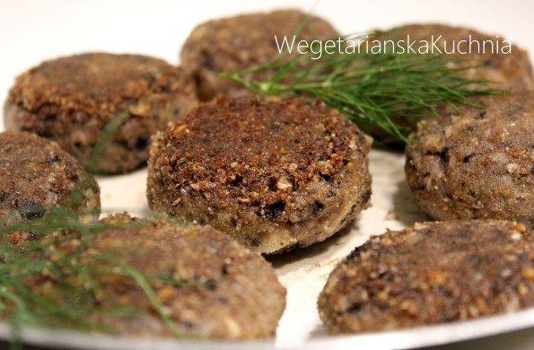 Idealne kotlety gryczane z czarną fasolą - Wegetariańska kuchnia
