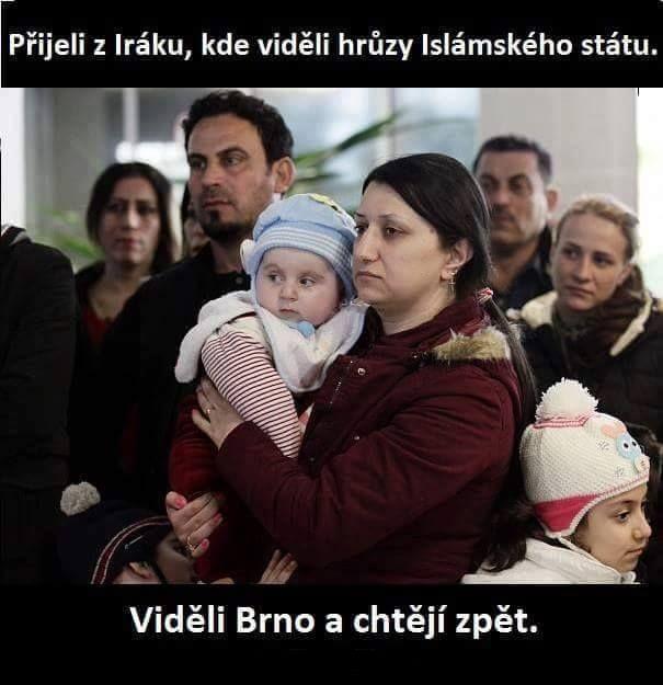 Jestli je chceme vyděsit k smrti,ukažme jim Ostravu :-)