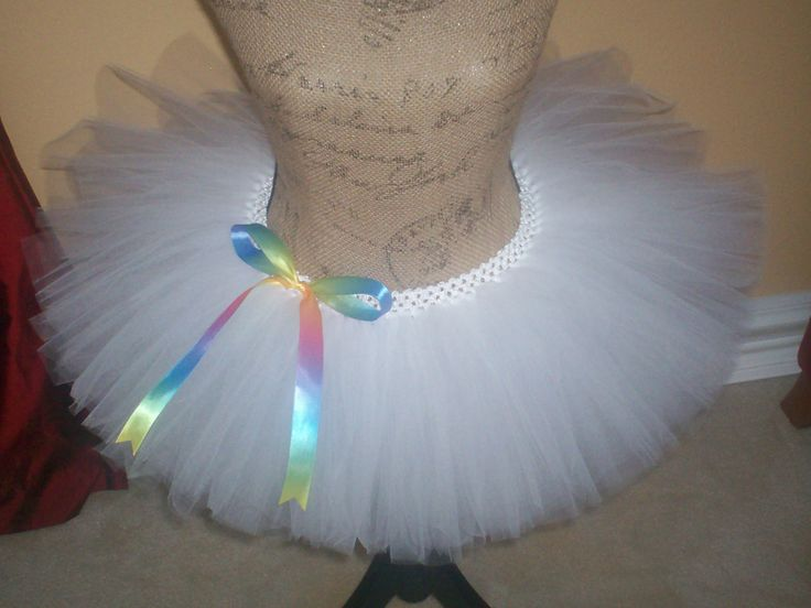 Basic Single Color Running Tutu in your choice of colors - pinned by pin4etsy.com