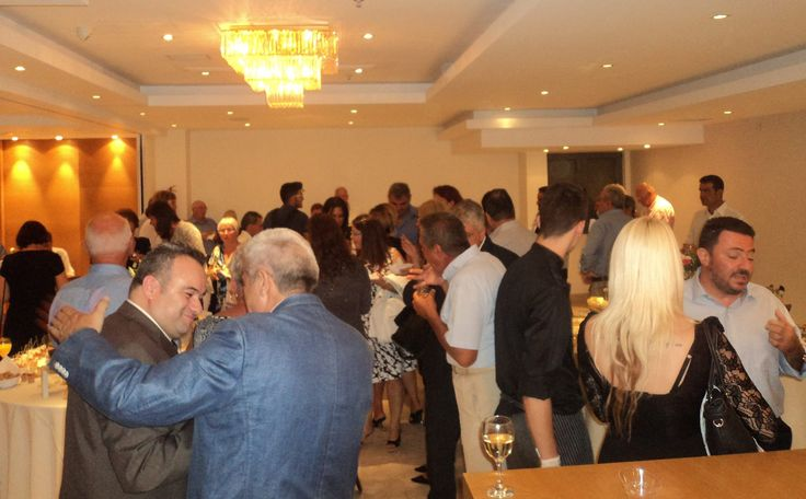 World Tourism Day 2015 Event, hosted by Sentido Aegean Pearl in Rethymno, Crete (27 September 2015). Buffet & Social Reception after the Conference and the Guest Awards Ceremony. https://www.facebook.com/SentidoAegeanPearl/photos/pb.198234770217861.-2207520000.1446397028./952423068132357/?type=3