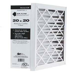 Honeywell FC40R1185 Return Air Grille Filter 18x18