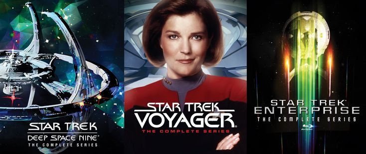 News - If you're a Deep Space Nine, Voyager or Enterprise fan and don't yet own the shows in their entirety, the time to do so is almost upon you. StarTrek.com has details about new Blu-ray and/or DVD complete series sets. Learn more at...