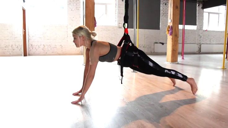 Bungee Gym - Lejdis Bungee workout - YouTube