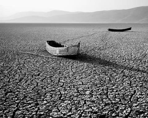 Η στραγγισμένη λίμνη Κάρλα (1962)