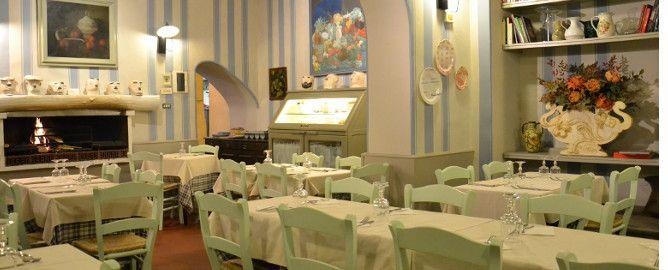 Ristorante ROMA SPARITA in Roma | Cucina Romana a Trastevere