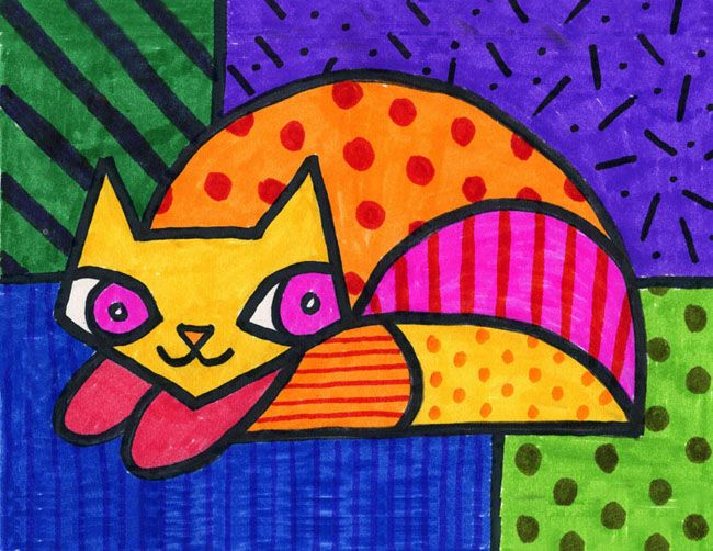 Romero Britto was born in Recife, Brazil in 1963. He had a modest childhood but today is an internationally renowned pop artist. Here is how to draw a cat in his fun … Read More