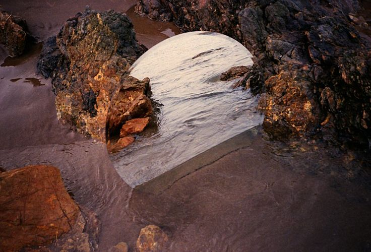 #DominicBell, Ongoing Land and Mirror Works D