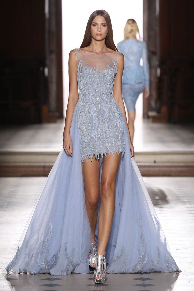 Tony Ward Couture Spring Summer 2016 l Style 20