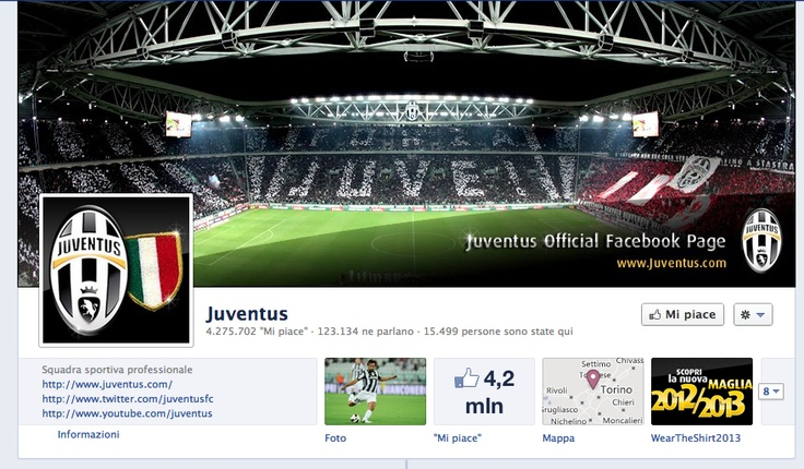 Juventus | Official facebook page