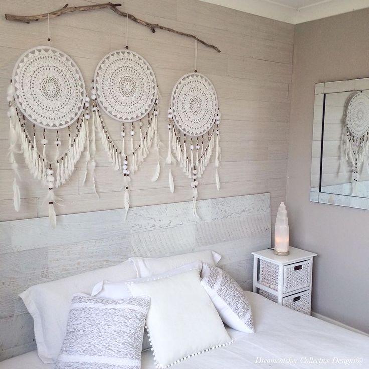 Adina Crochet Handmade Dreamcatcher