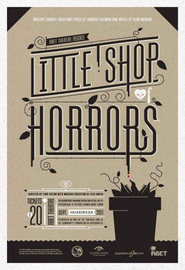 30 Stunning Typographic Posters - UltraLinx