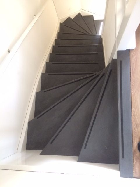 25 beste idee n over geschilderde trap op pinterest for Trap inspiratie