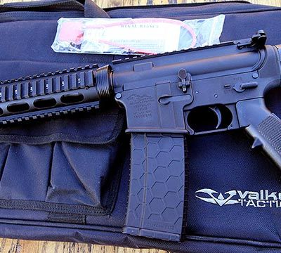 Enter to win a FREE Greyhound Tactical Solutions AR-15 + Ammo!